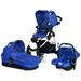Wielofunkcyjne wózki dziecięce